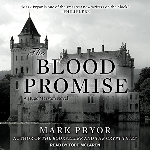 The Blood Promise audiobook cover art