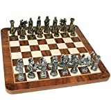 Pewter Chess Sets Review and Comparison