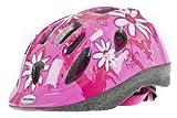Raleigh Girl's Mystery Cycle Helmet - Pink, 48-54 cm