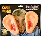 Hearing Aid Big Ears - Over The Hill Old Age Joke