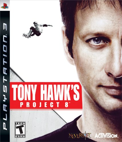 Tony Hawk's Project 8 - Playstation 3 by Activision