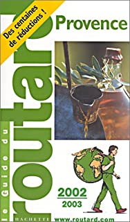 Guide Routard Provence 02/03
