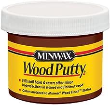 Minwax 13613000 Wood Putty, 3.75 Ounce, Mahogany