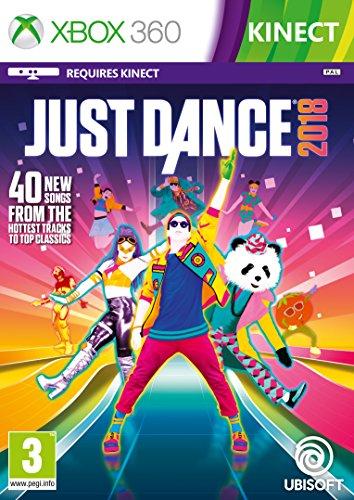 Just Dance 2018 - Xbox 360 [Edizione: Regno Unito]