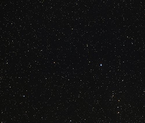 Spiffing Prints Hubble Telescope - Region of Ultra Deep Field - Extra Large - Archival Matte - Black Frame