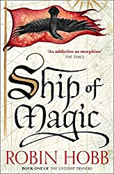 Cover of Ship of Magic by Robin Hobb