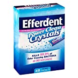 Efferdent Power Clean Crystals | 24 Count | Packaging May Vary