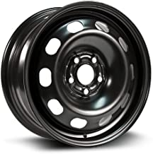 RTX, Steel Rim, New Aftermarket Wheel, 15X6, 5X100, 57.1, 38, black finish X99130N