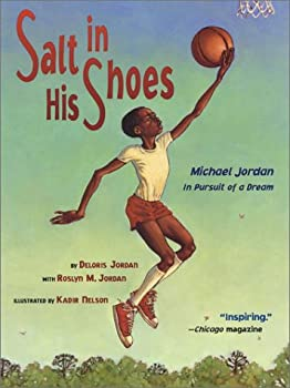 Paperback Salt in His Shoes: Michael Jordan in Pursuit of a Dream Book