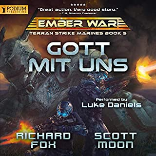 Gott Mit Uns audiobook cover art