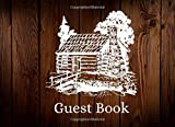 Guest Book: Sign In Log Book For Vacation Rentals Guest Book for Vacation Home