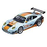 "Carrera Digital 124 Porsche GT3 RSR ""Gulf Racing No.86"", Silverstone 4h 2014 Fahrzeug"