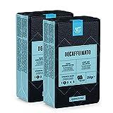 Marca Amazon - Happy Belly Café molido descafeinado 'Decaffeinato' (2 x 250g)