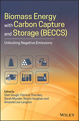 Biomass Energy with Carbon Capture and Storage (BECCS): Unlocking Negative Emissions