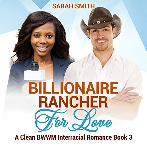 Billionaire Rancher for Love audiobook cover art