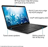 HP Notebook 15″ (Notebook) technical specifications