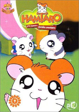 Hamtaro : Ptits hamsters, grandes aventures [FR Import]