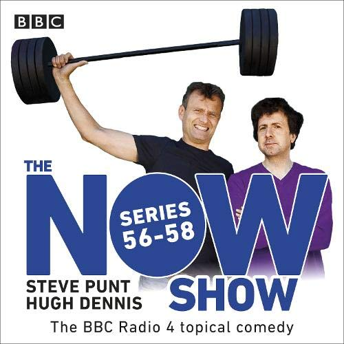 The Now Show: Series 56-58 cover art
