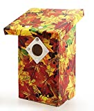 Pop-Up Garden Modern Boxes Bird House Kit, 100% Recyclable, Eco-Friendly