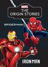 Marvel The Origin Stories Spider-Man and Iron Man