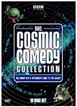 BBC Cosmic Comedy Collection: (Red Dwarf III - VI / The Hitchhiker's Guide to the Galaxy)