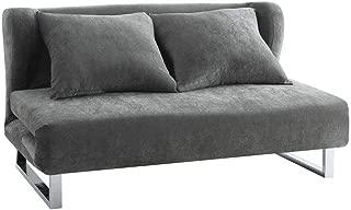 Coaster 551074-CO Convertible Sofa, Grey
