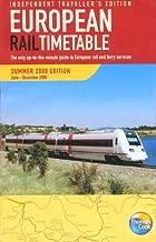 European Rail Timetable Summer 2008: Rail Schedules - June to December