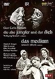 Menotti, Gian Carlo -Die alte Jungfer und der Dieb / Das Medium (NTSC)