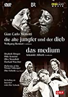 Gian Carlo Menotti: Old Maid & The Thief / The Medium [DVD] [Import]