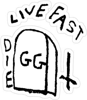 Best gg allin sticker Reviews