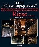 Das Cover des Buchs zum FHQ Riese von Christine Focken