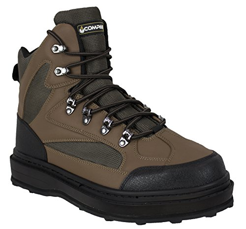 Compass 360 Ledges Cleated Sole Wading Shoes (10)