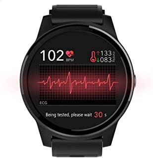 Multi-Function Sports Watch, Smart Health Watch, Heart Rate Blood Pressure ECG And Camera Remote Control, Suitable for Out...