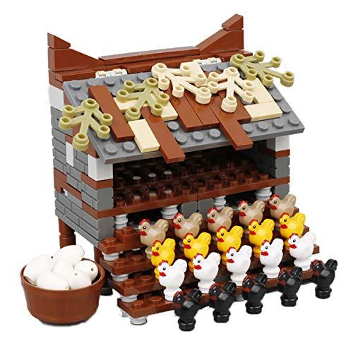 (35% OFF) Building Blocks City Farm Animals Chicken Coop $11.04 – Coupon Code