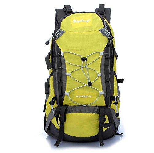 SZH&BEIB Sac à dos Randonnée grande capacité 40LWaterproof Voyage en nylon de camping activité de plein air , G
