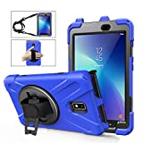 Samsung Galaxy Tab Active 2 Case with Pen Holder Shockproof