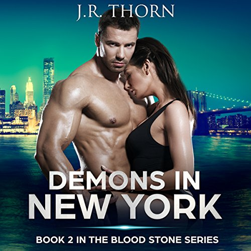 Demons in New York: A Paranormal Romance Novella audiobook cover art