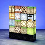 Lámpara Minecraft - Block Building Light [16 Bloques]