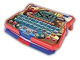 Clementoni 12191 - Computer Educativo Parlante, Spiderman, 45 attività, 5+...