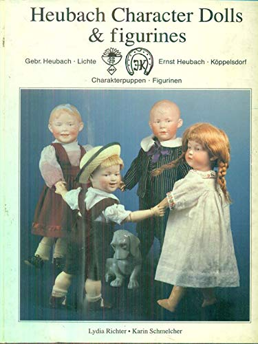 Heubach Character Dolls and Figurines