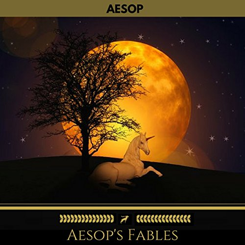 Aesop's Fables audiobook cover art