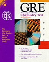 GRE: Practicing to Take the Chemistry Test, 3rd Edition