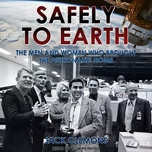 Safely to Earth cover art