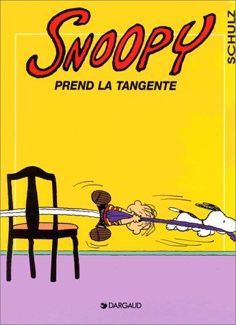 Snoopy, tome 29 : Snoopy prend la tangente