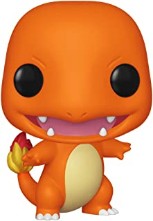 Funko Pop! Games: Pokemon - Charmander, Multicolor