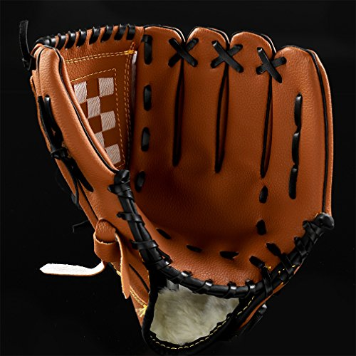 OFFLOAT Baseball Handschuhe, Baseball Trainingshandschuhe (Infielder Handschuhe, 11.5'')