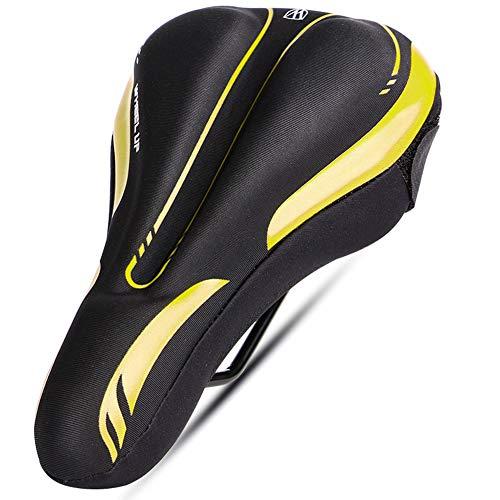 Mountainbike-kussensloop dik en aangenaam zacht fietsen geavanceerde siliconen kussensloop rijuitrusting