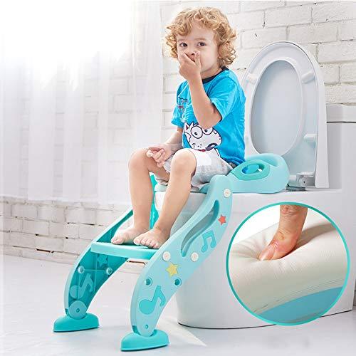 Formation Seat Bébé Toilette Siège Children/'s Paw Patrol Doux Rembourré Siège de toilette