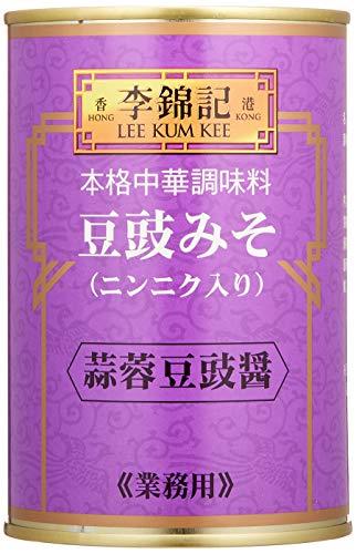 李錦記 業務用蒜蓉豆鼓醤缶500g
