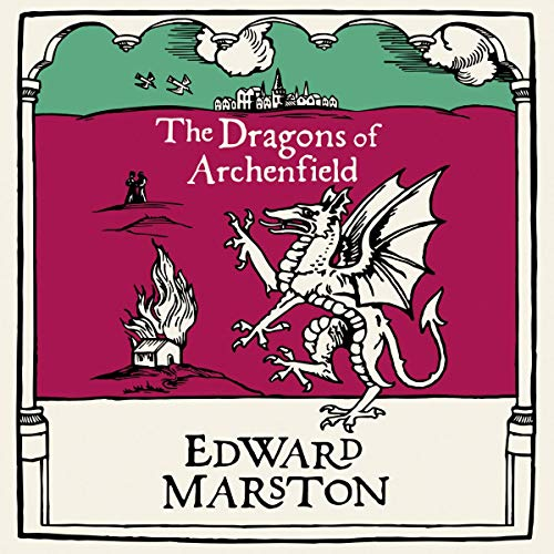 The Dragons of Archenfield cover art